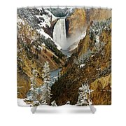 Lower Falls Shower Curtain