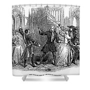 Lucia Di Lammermoor, 1847 Shower Curtain