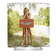 Mailbox 073 Shower Curtain