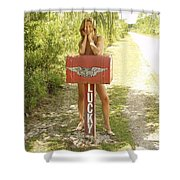 Mailbox 070 Shower Curtain