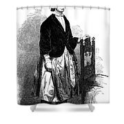 Lucy Stone (1818-1893) Shower Curtain