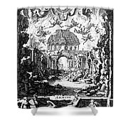 Lully: Armide, 1686 Shower Curtain