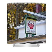 Luncheons And Dinners Shower Curtain
