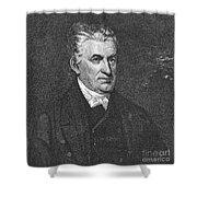 Lyman Beecher (1775-1863) Shower Curtain
