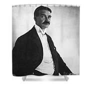 Lyman Frank Baum Shower Curtain