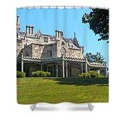 Lyndhurst Castle Shower Curtain