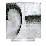 Lyrical Tabs Shower Curtain