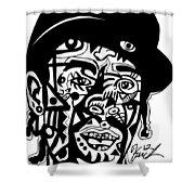 Mac Dre Shower Curtain