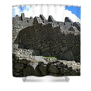 Machu Picchu Peru 12 Shower Curtain