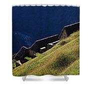 Machu Picchu Peru 5 Shower Curtain