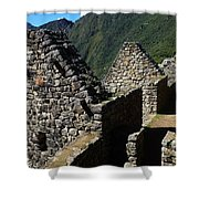 Machu Picchu Peru 8 Shower Curtain