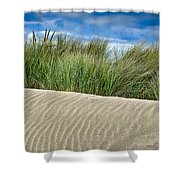 Mad River Dune Shower Curtain