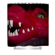 Made Of Ice V6 Shower Curtain