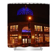 Madison Wi Overture Center Shower Curtain