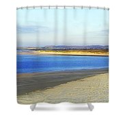 Magheraroarty, County Donegal, Ireland Shower Curtain