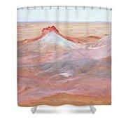 Magic Of The Breakaways 2 2012 Shower Curtain