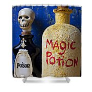 Magic Potion Shower Curtain