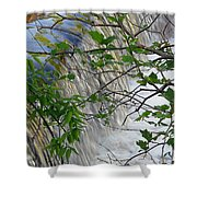 Magical Falls H Shower Curtain