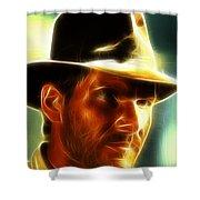 Magical Indiana Jones Shower Curtain
