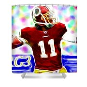 Magical Rg3 Shower Curtain