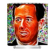 Magical Rick Santorum Shower Curtain