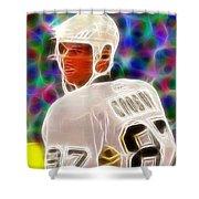 Magical Sidney Crosby Shower Curtain