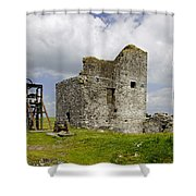 Magpie Mine - Sheldon In Derbyshire Shower Curtain