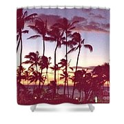 Mahalo For This Day Shower Curtain