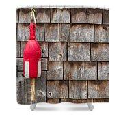 Maine Lobster Shack Shower Curtain