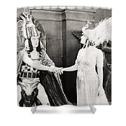Male And Female, 1919 Shower Curtain