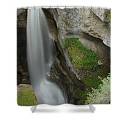 Maligne Canyon 2 Shower Curtain