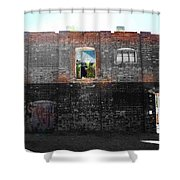 Maltings Shower Curtain