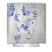 Mama Ne Tata 2 Shower Curtain
