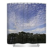 Man-of-war Cay Is A Protected Mangrove Shower Curtain