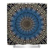 Mandala 111511d Shower Curtain