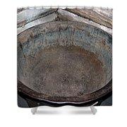 Maple Sap Boiling Pot Shower Curtain