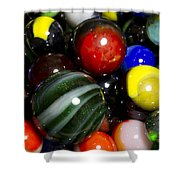 Marble Collection 22 A Shower Curtain