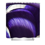 Marble Wilkerson Glass 3 Shower Curtain
