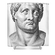 Marcus Salvius Otho Shower Curtain