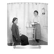 Margaret Sanger, American Social Shower Curtain