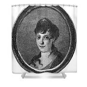 Maria Bonaparte (1750-1836) Shower Curtain