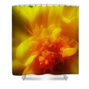 Marigolden Shower Curtain