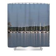 Marina Shower Curtain