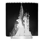 Mariner 1: Launch, 1962 Shower Curtain