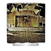 Marionette Moment Shower Curtain