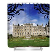Markree Castle, Collooney, Co Sligo Shower Curtain