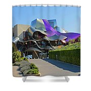Marques De Riscal Winery Spain Shower Curtain