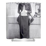 Marrion Harris 1920 Shower Curtain