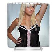 Marsha5 Shower Curtain