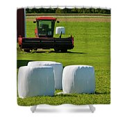 Marshmallows - They're Ripe Shower Curtain